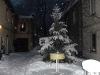Winter und viel Schnee