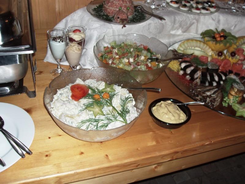 Bunter-und Kartoffelsalat